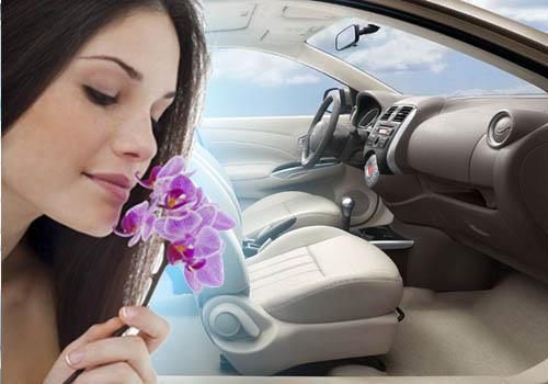 Запах в автомобиль своими руками
